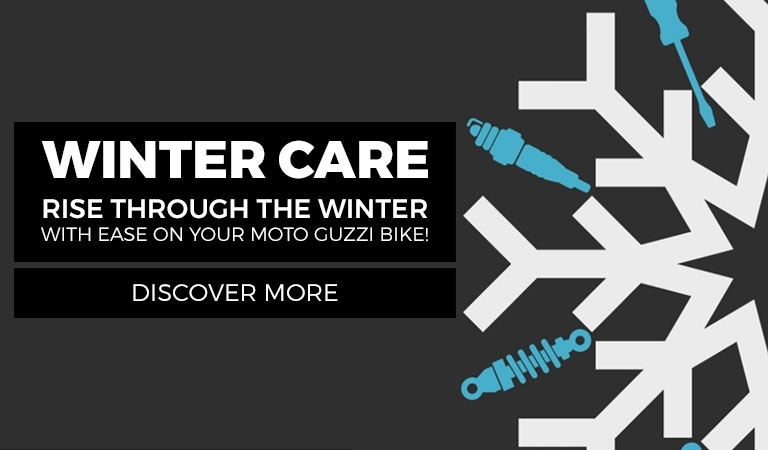 Winter Care - Moto Guzzi
