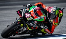MotoGP heads to England
