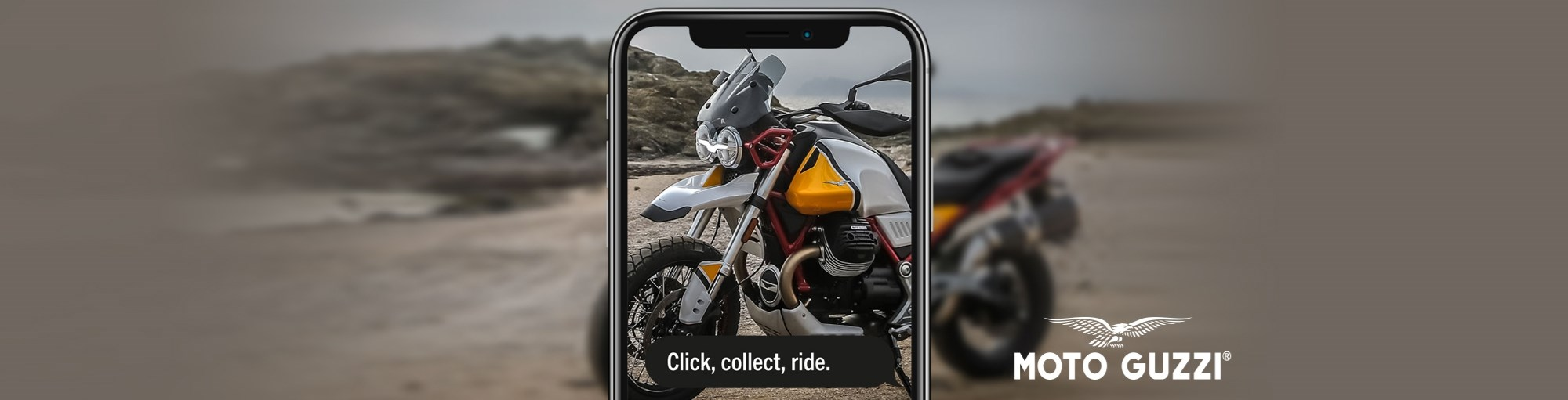 Moto Guzzi Click and Collect
