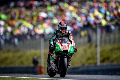 Moto GP Sam Lowes